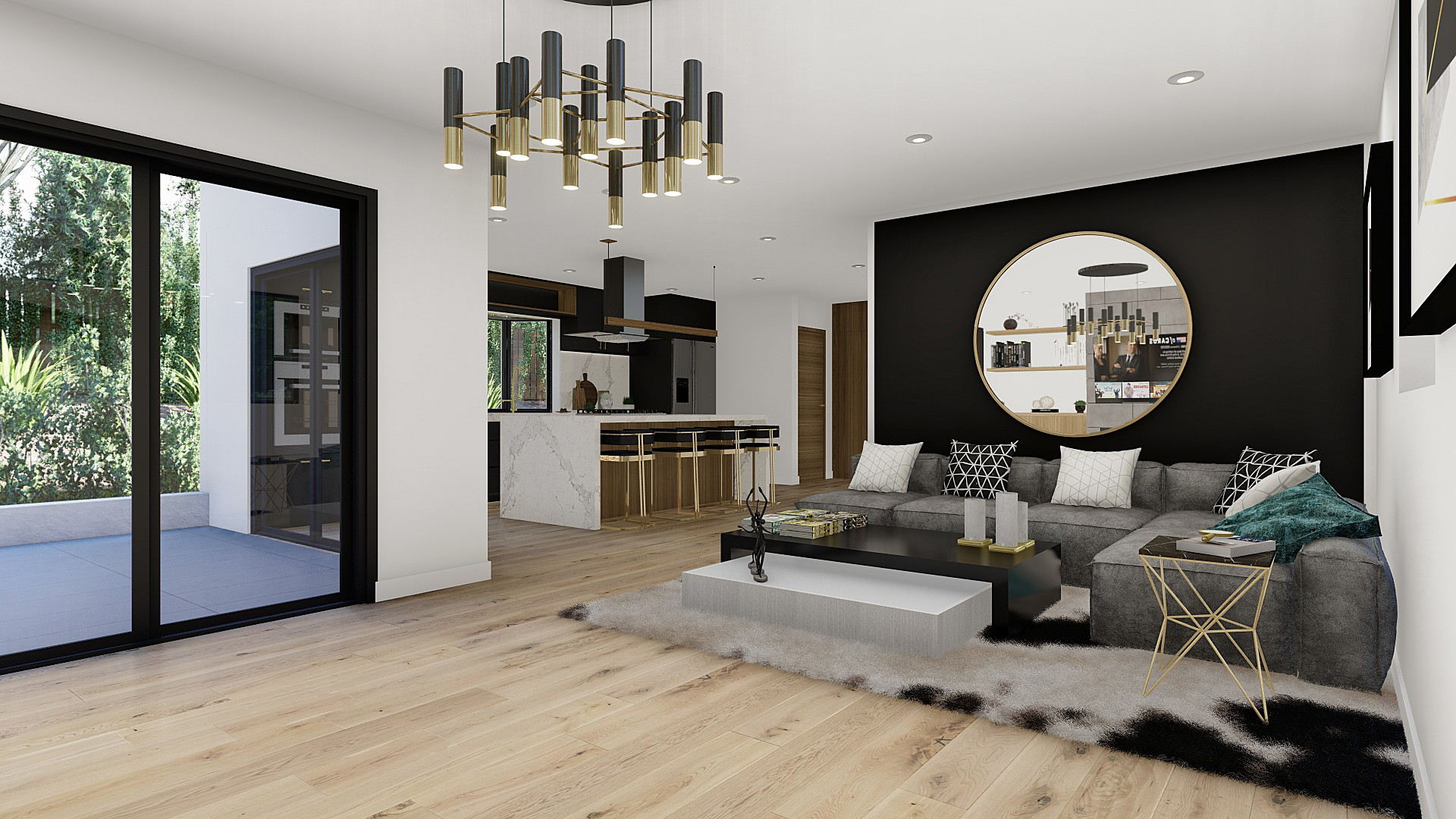 Cucine Open Space Moderne e&e builders inc | bark profile and reviews