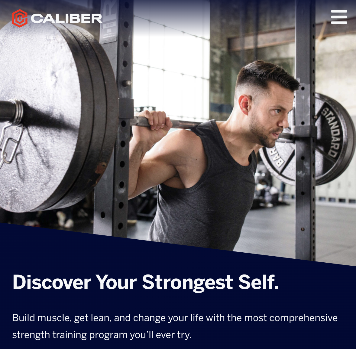 Caliber Fitness Nutrition Coaching Bark Profile And Reviews